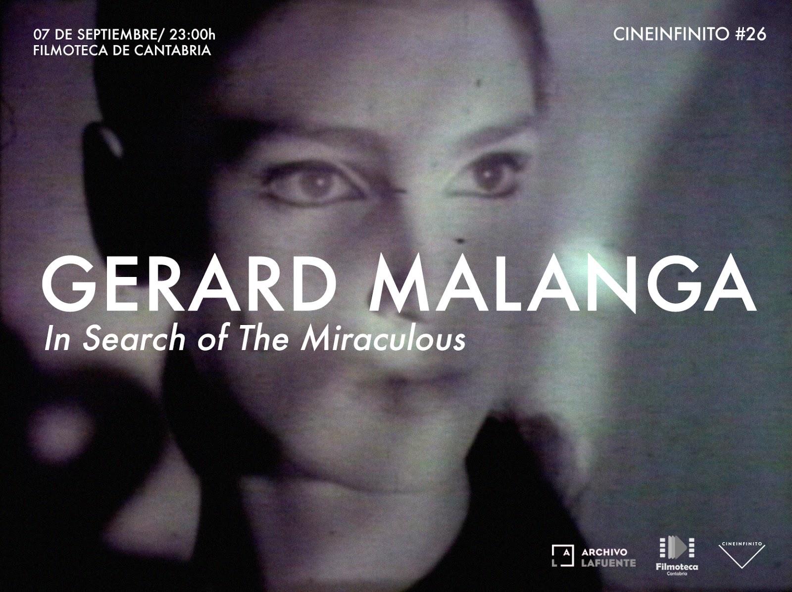 GEORGE MALANGA