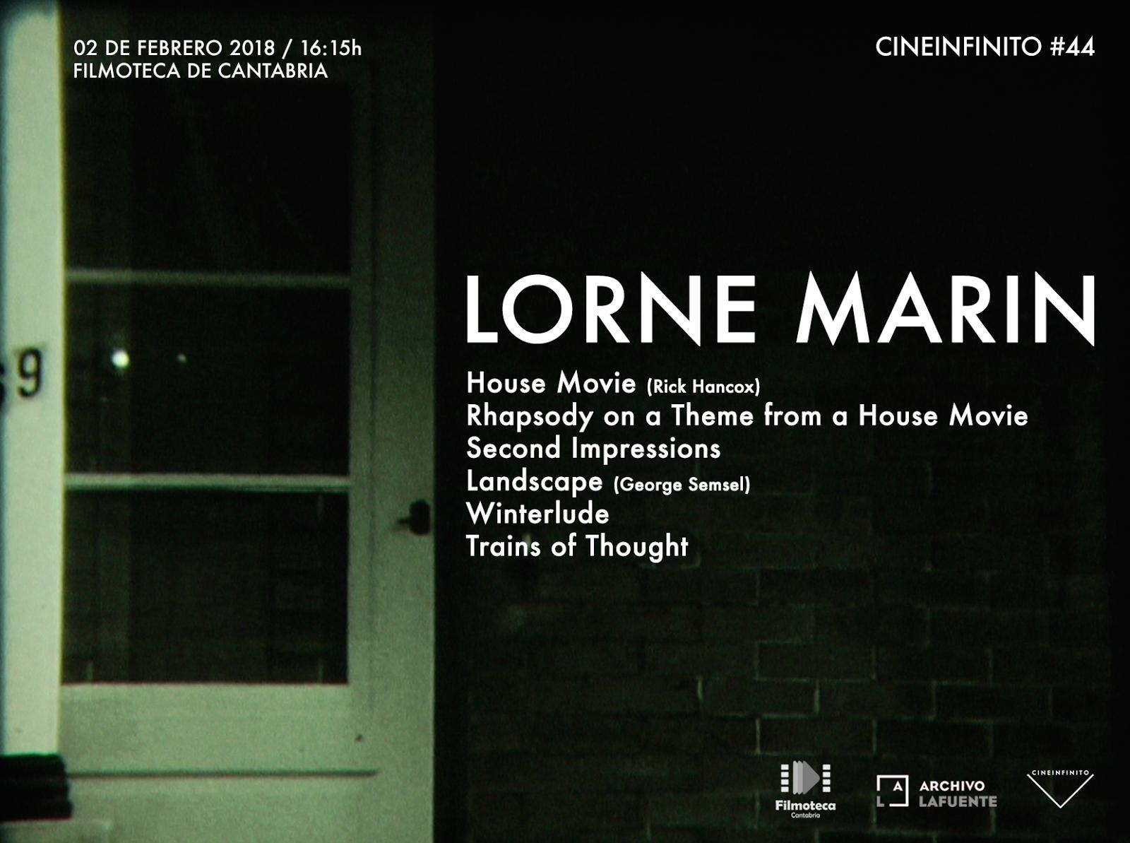 LORNE MARIN