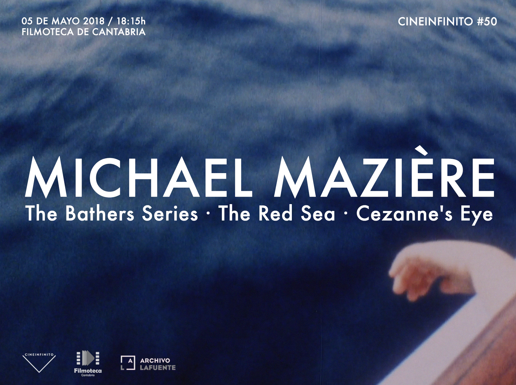 Cineinfinito Michael Mazière